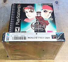Arc the Lad Collection Box Set (Sealed Discs) Sony PlayStation 1 PS1 Game