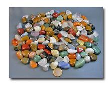 0,5 KG TROMMELSTEINE-EDELSTEINE-Natur-Mix: Small (3)--- (GP: 10,90 € pro KG)