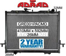 GREAT WALL V200 2011-2017 2.0ltr TURBO DIESEL  MANUAL RADIATOR *GENUINE ADRAD*