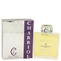 Charriol by Charriol 3.4 oz 100 ml EDT Cologne Spray for Men New in Box