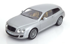 2010 Bentley Continental Flying Star Silver by BoS Models LE of 1000 1/18 Scale