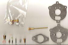 Briggs and Stratton 7 and 8 HP Carburetor Rebuild Kit 291763, 295938, 394693