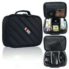 Large Travel Carry Storage Case Pouch Bag for Gopro4/3/3+ XIAOMI YI SJCAM SJ4000