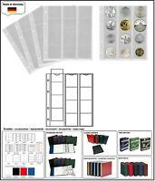 1 x LOOK 315584-1 MÜNZHÜLLEN NUMOH 44 - NH12 - 12 Fächer Für Münzen bis 44 mm