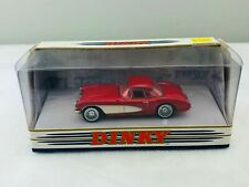 Matchbox Dinky Collection 1956 Corvette Red NEW in Box