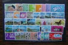 Grenadines & St Vincent 1963 1976 Petit UPU FFH Cricket Maps Butterflies Used