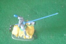 BRITAINS HERALD MOUNTED KNIGHT WITH LANCE