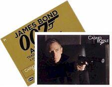 James Bond Archives 2014 Promo Card P1
