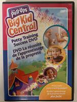 HUGGIES Pull-ups Big Kid Central Potty Training Success DVD (English/French)