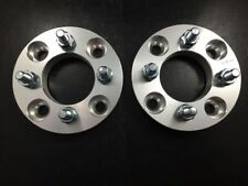 "(4) 4X110 TO 4X137 CONVERSION WHEEL ADAPTERS SPACERS | 14x1.5 | 25MM 1"" INCH"