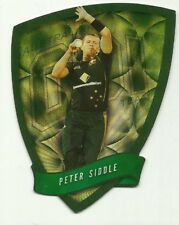 Cricket Australia Select 2009/10 DIE CUT FDC39 PETER SIDDLE ODI TEAM CARD ACB