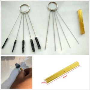 11Pcs Car Windshield Spray Wiper Washer Nozzle Jet Needle Brush Tools Universal