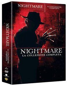 Dvd Nightmare - La Collezione Completa (7 Film Dvd) ........NUOVO