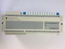 ALLEN BRADLEY 1745-E103 SLC 100 PROGRAMMABLE CONTROLLER  LINE VOLTAGE 100/200VAC