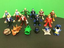 Fisher Price Imaginext Figures Lot Knights Pirates Robin Hood