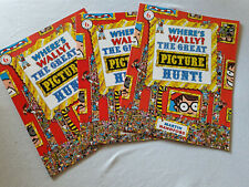 Where's Wally The Great Picture Hunt! Paperback Large