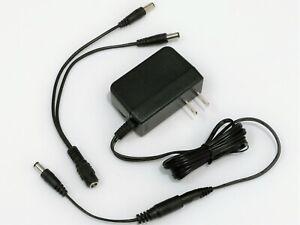 AC Adapter Car Charger Splitter for Dogtra PATHFINDER TRX GPS Collar