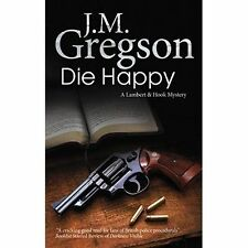 Die Happy (A Lambert and Hook Mystery)-ExLibrary