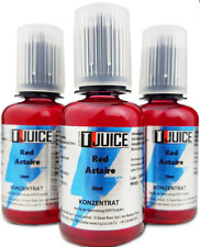 3x  Red Astaire Aroma 3x 30ml - Original von T-Juice