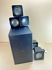 Philips HTS3541/F7 5.1 Home Theater Sound System Speakers ONLY