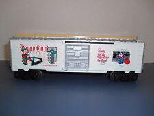 Lionel #16272 Christmas Box Car 1997