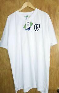 "NEW *Tottenham Hotspur Mens Retro 1962 No. 8 Home Kit OFFICIAL * XXL 50"" Chest."