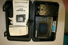 Lowrance GlobalMap 2000 Marine Gps Navigation Unit, Antenna, Map Link and Cables