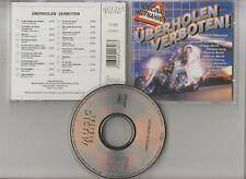 CD, überholen verboten, versch. Interpreten aus 1994