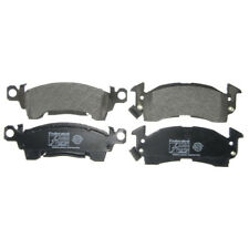 Disc Brake Pad Set Front,Rear Federated MD52
