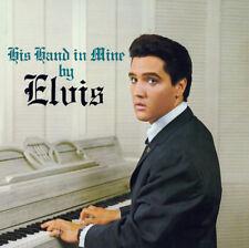 Elvis Presley His Hand In Mine CD NEW