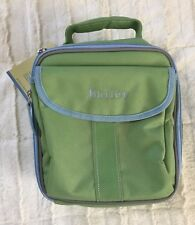 Pottery Barn Kids BAILEY Classic Fairfax Lunch Bag Insulated Back to School NEW