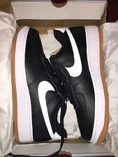 Air Force 1 '07 2 Black White Gum CI0057-002 Size 12 Shoes Men's New In Box