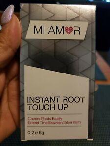 Mi Amor root touch up dark brown