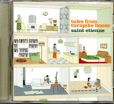 CD Saint Etienne – Tales From Turnpike House 2005 album