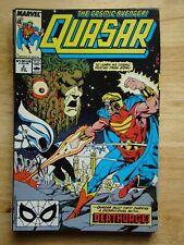 QUASAR (1989) # 2 (VF+) ORIGIN