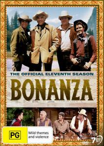 Bonanza The Official Season 11 : NEW DVD