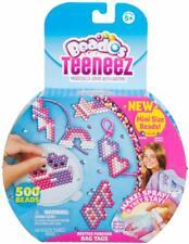 NEW BEADOS TEENEEZ BESTIES FOREVER BAG TAGS CRAFT BEAD SET 10795