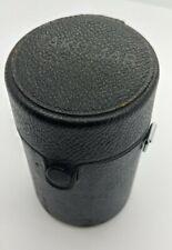 Pentax TAKUMAR f3.5 135mm Lens genuine leather Case