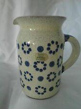 Krug aus Keramik, DDR-Ware, Römhild