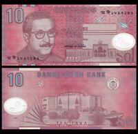 BANGLADESH 10 Taka, 2000, P-35, UNC World Currency