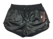 Spyder Women's Medium Shadow Shorts Black MSRP $55