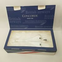 British Airways Concorde Landor Livery G-BOAE 1:200 8720 Hogan Wings RARE