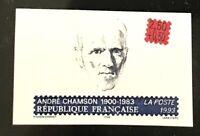 France #YT2803 MNH Imperf CV€20.00 1993 André Chamson [B653]