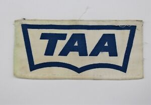 TAA Trans Australia Airline  Patch