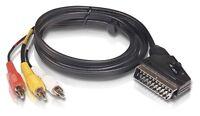 Philips SWV2255T/10 Conexiones de AV compuestos Cable Euroconector - 1,5 metros