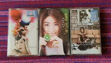 Kelly Chen ( 陳慧琳 ) ~ 3 Kelly Chen Cassettes for Sale ( Malaysia Press )