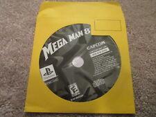 Mega Man 8 (PlayStation 1) Game disc only