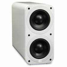 Q Acoustics 3070S - Active Home Cinema Subwoofer 140W - Gloss White