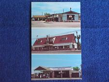 Mesquite NV/Hardy's Delux Motel-Chalet Cafe-Mobil Service Station/Chrome PC