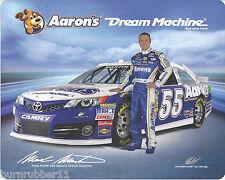 "2013 MARK MARTIN ""AARON'S"" #55 NASCAR SPRINT CUP SERIES POSTCARD"